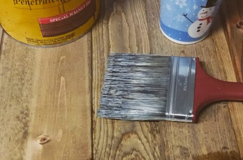 wood stain basics