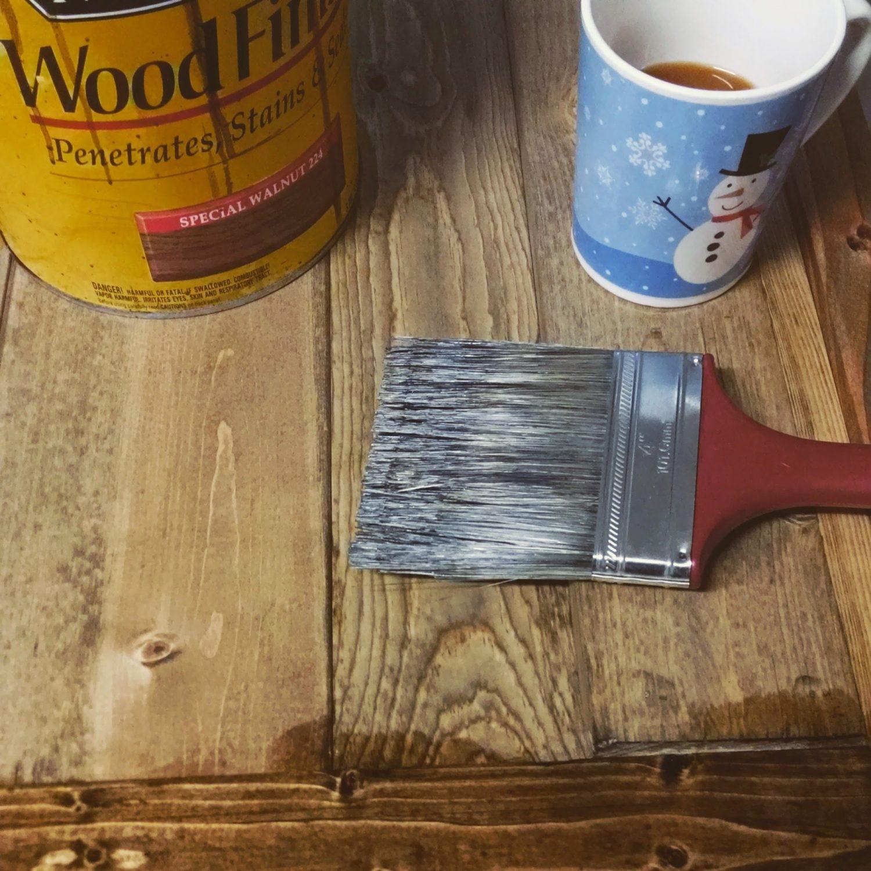 wood stain basics