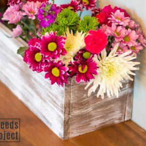 DIY Wedding Centerpiece Box featured image