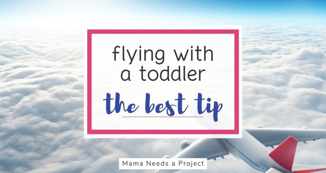 flying with a toddler on an airplane, the best tip, car seat on an airplane