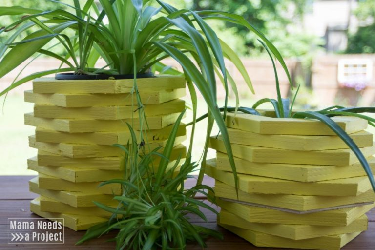diy pineapple planter woodworking tutorial, aloe planter