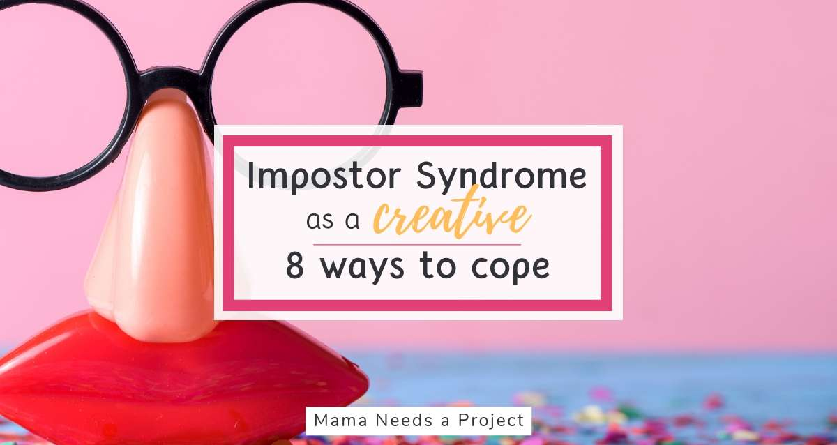 impostor syndrome as a creative, 8 ways to cope
