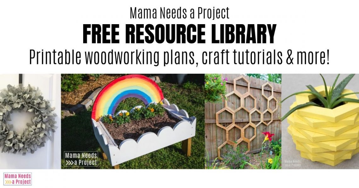 Library Mama Needs A Project
