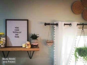 change your home decor style on a budget, thrifted, diy decor