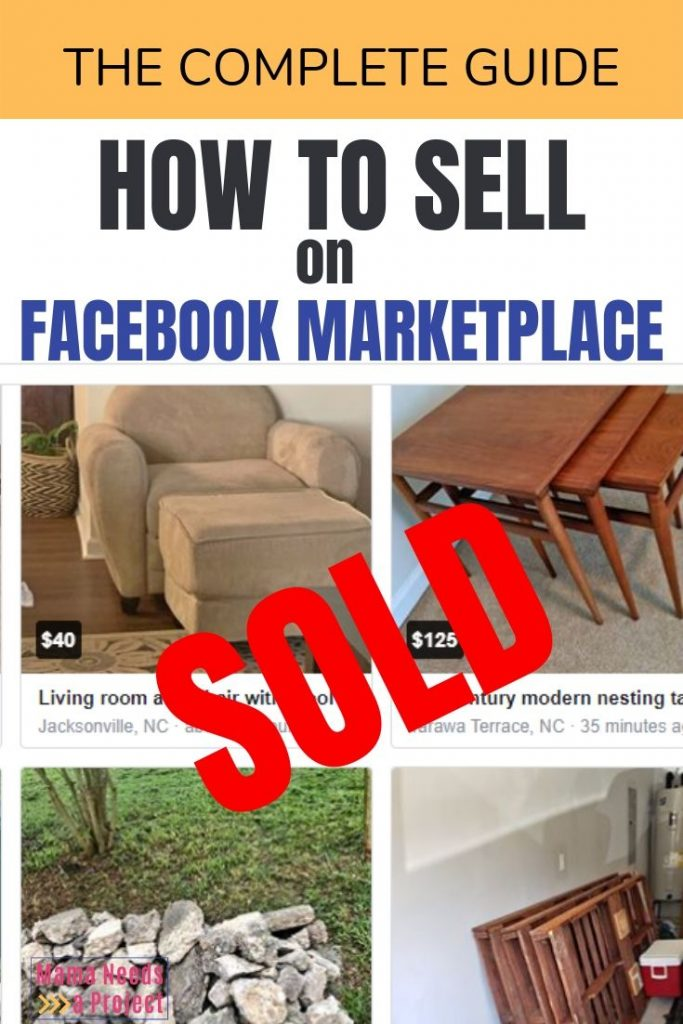 the complete guide how to sell on Facebook Marketplace