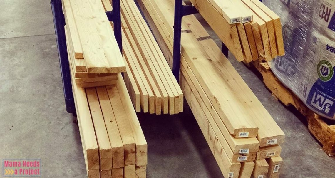 10 tips for faster woodworking, lumber picture