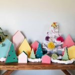 DIY Christmas Village | Quick Scrap Wood Project