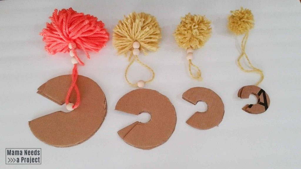 pom pom templates and diy pom pom makers
