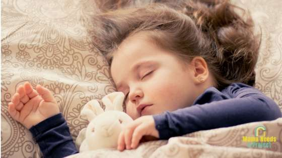 use bedtime rituals to keep young children connect to their parent during a military deployment