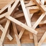 DIY Wood Shelf Brackets for Open Shelving