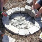 Build a DIY Stone Fire Pit in 2 Hours