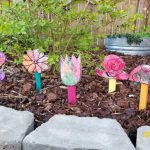 Scrap Wood Garden Signs | Easy DIY with Kids