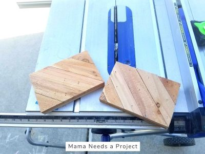 diy cedar fence picket flower box